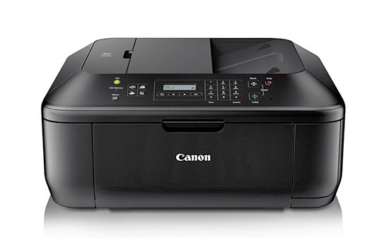 Driver printer canon pixma mx392 download canon driver for Canon printer templates