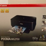 canon pixma mg2150 all-in-one printer software