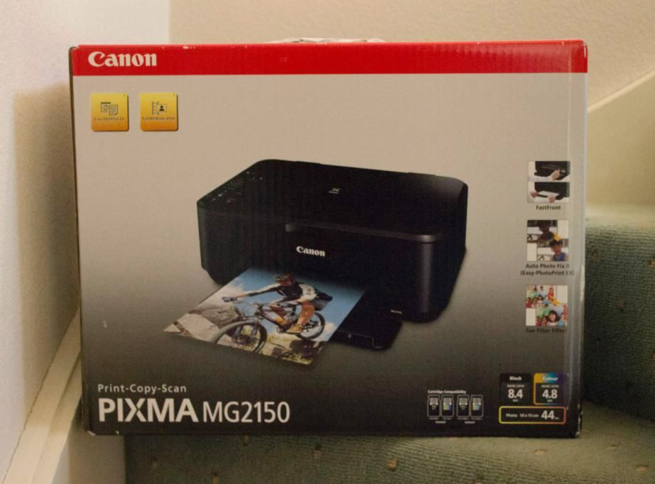 Canon Pixma Mg2150 All In One Printer Software