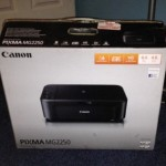 Canon Pixma Mg2250 Android