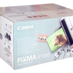 Canon PIXMA IP2000 Driver Setup Download