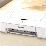 Canon Pixma Ip2840 Color Printer – White