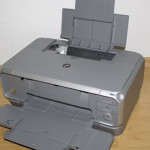 Canon Pixma Ip3000 Bubble Jet Printer
