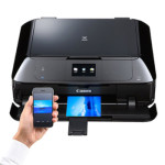 Canon Pixma Mg7550 Inkjet Photo Printers