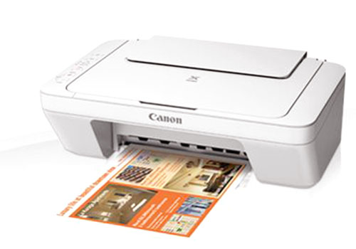 Canon mg4100 scanner
