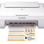 Canon PIXMA MG2550 All in One Printer Review