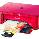 Canon Pixma Mg3550 Flashing Lights All In One Wifi Printer – Red