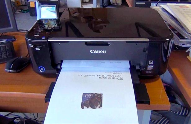 Canon Mg4150 All In One Printer Review