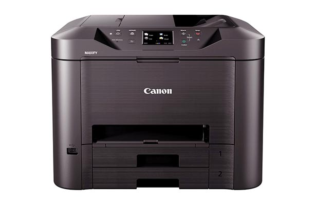 Canon Maxify Mb5350 Teste Complet