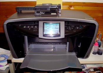 Canon Mp900 Printer
