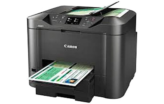 Driver Printer Canon MB5350 Download