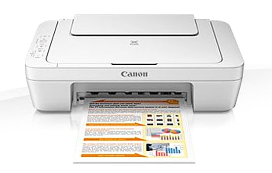 Driver Printer Canon MG2540