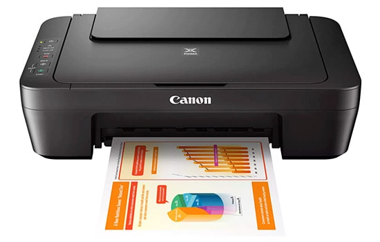 Driver Printer Canon MG2550 Download
