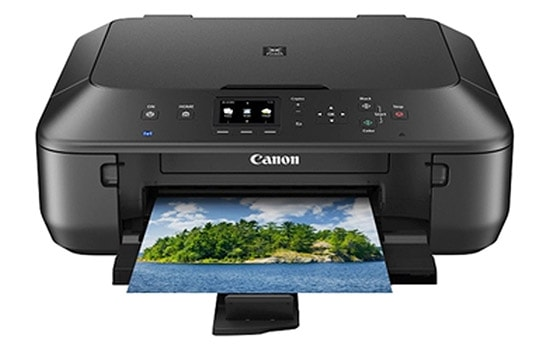Driver Printer Canon MG5540