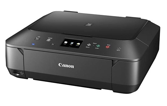 Driver Printer Canon MG6650