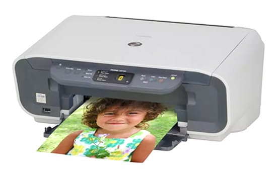 Driver Printer Canon MP150