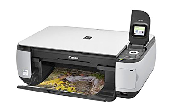 Driver Printer Canon MP490