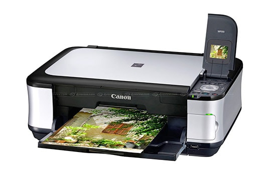 Driver Printer Canon MP550