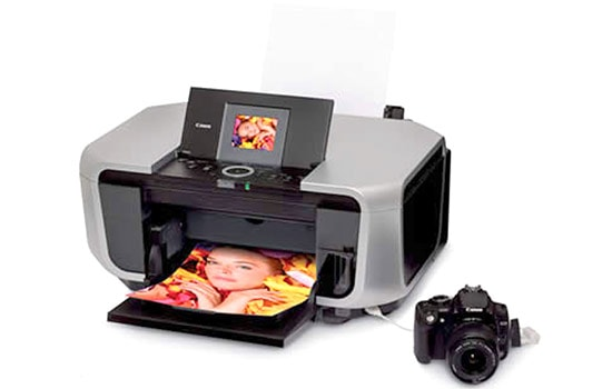 Driver Printer Canon MP600