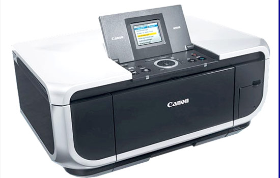 Driver Printer Canon MP600R Download