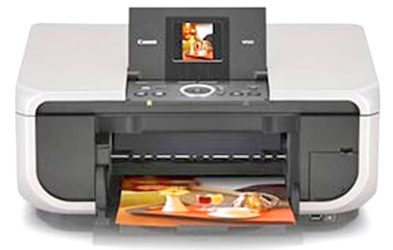 Driver Printer Canon MP600R