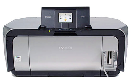 Driver Printer Canon MP610