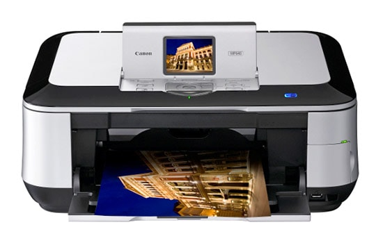 Driver Printer Canon MP640 Download