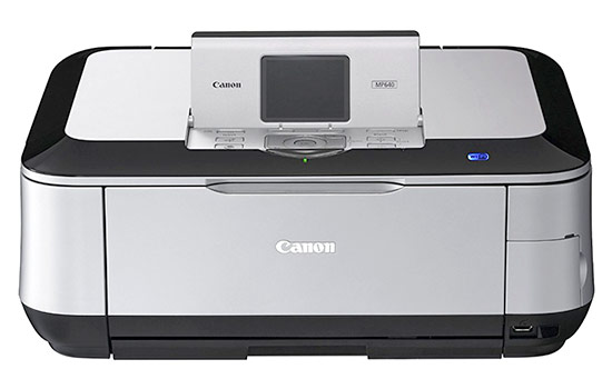 Driver Printer Canon MP640