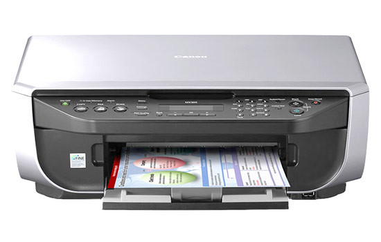 Driver Printer Canon MX300 Download