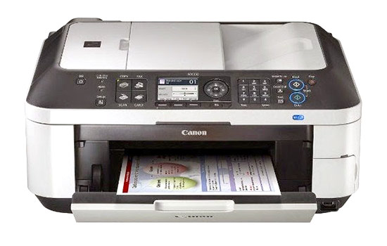 Driver Printer Canon MX320