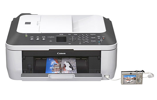 Driver Printer Canon MX330