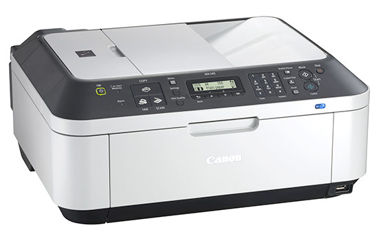 Driver Printer Canon MX340