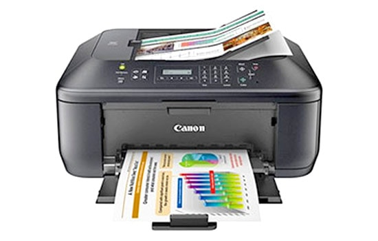 Driver Printer Canon MX370