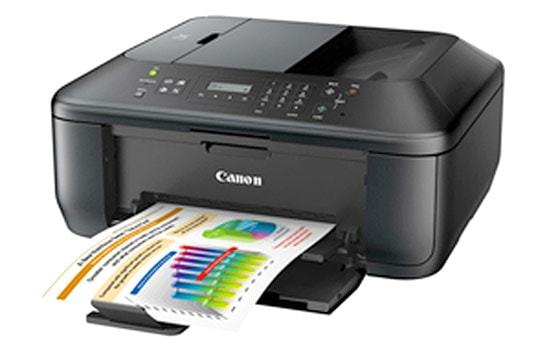 Driver Printer Canon MX372