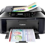 Driver Printer Canon MX432