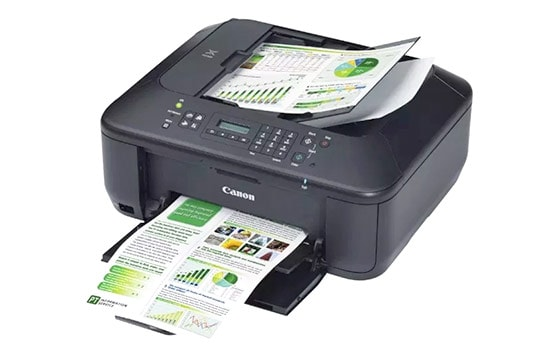 Driver Printer Canon MX455