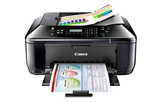 Driver Printer Canon MX457