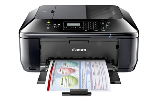 Driver Printer Canon MX510 Download