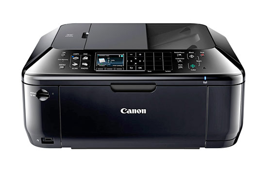 Driver Printer Canon MX510