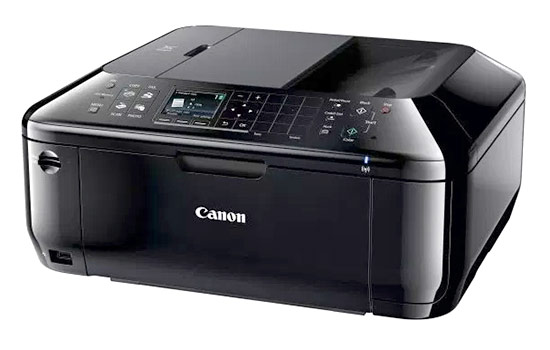 Driver Printer Canon MX515
