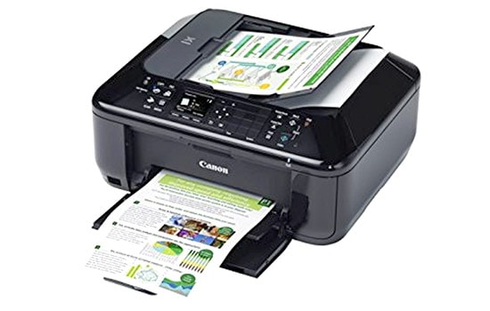 Driver Printer Canon MX525 Download