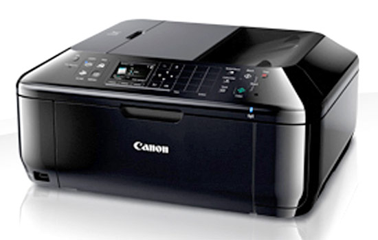 Driver Printer Canon MX525