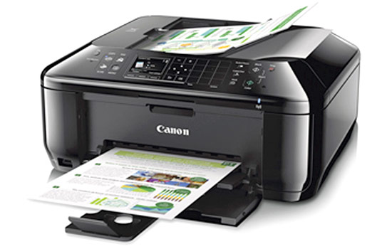Driver Printer Canon MX714