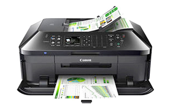 Driver Printer Canon MX722