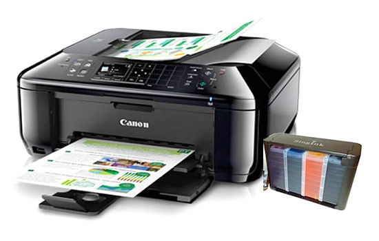 Driver Printer Canon MX727 Download
