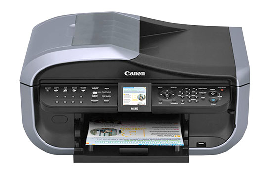 Driver Printer Canon MX850
