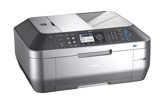 Driver Printer Canon MX870