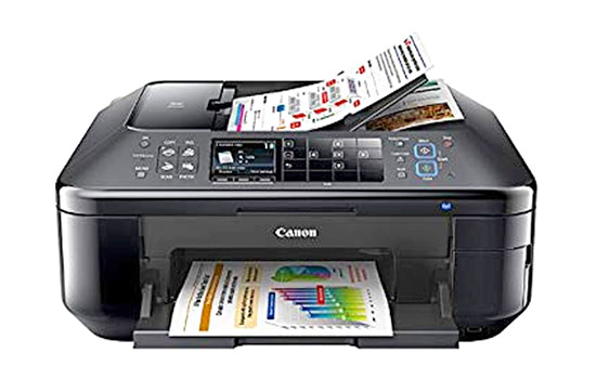 Driver Printer Canon MX895