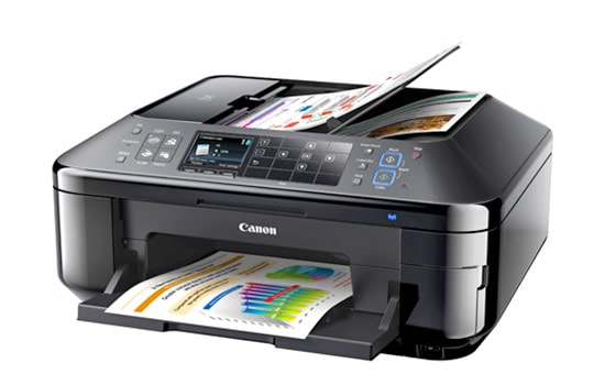 Driver Printer Canon MX897