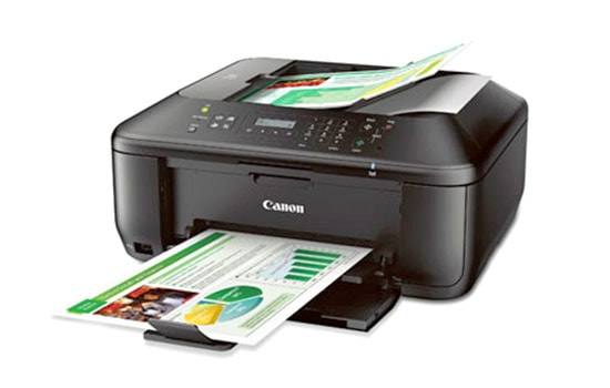 Driver Printer Canon MX532